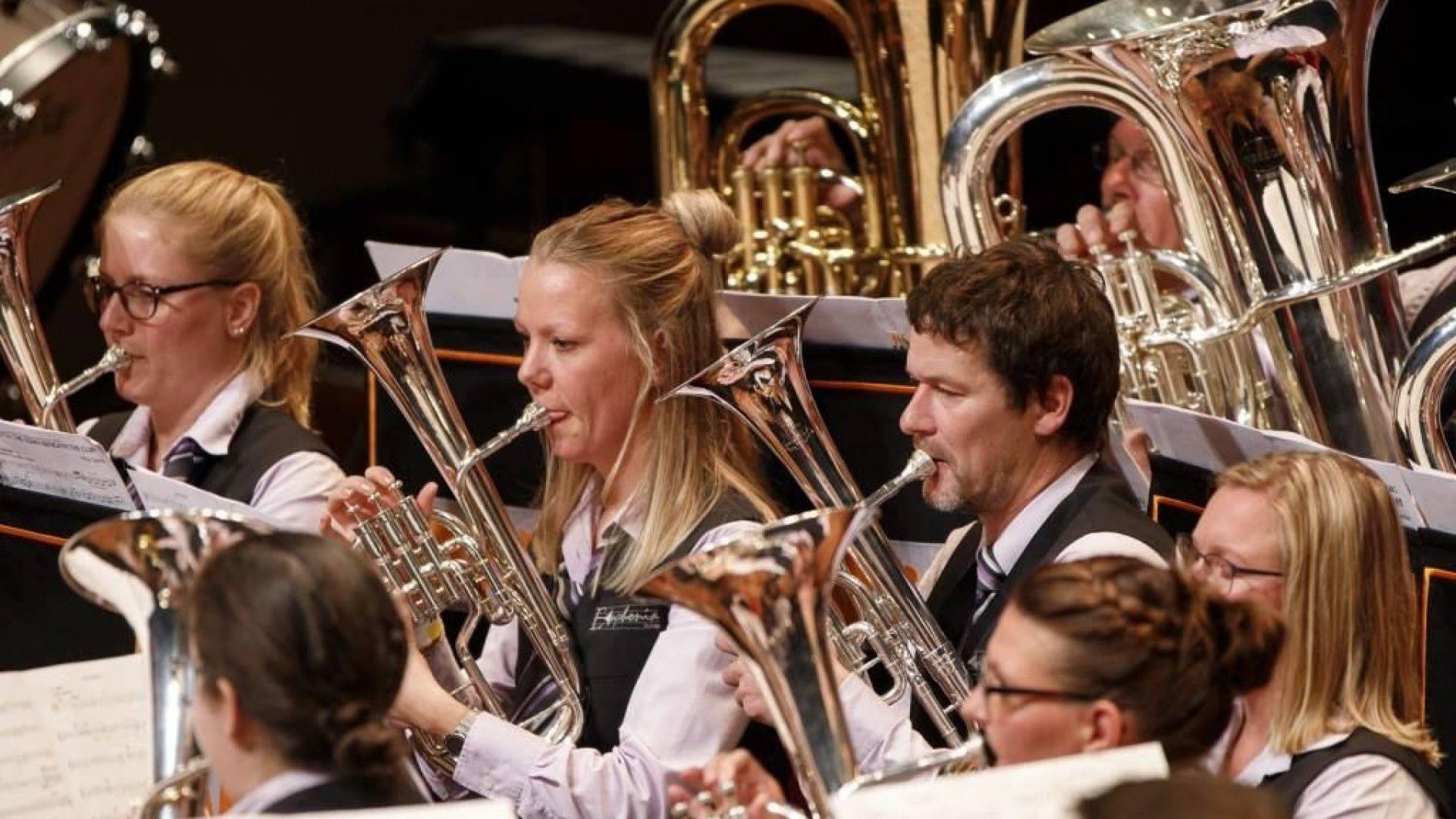 Christelijke Brassband Euphonia Wolvega